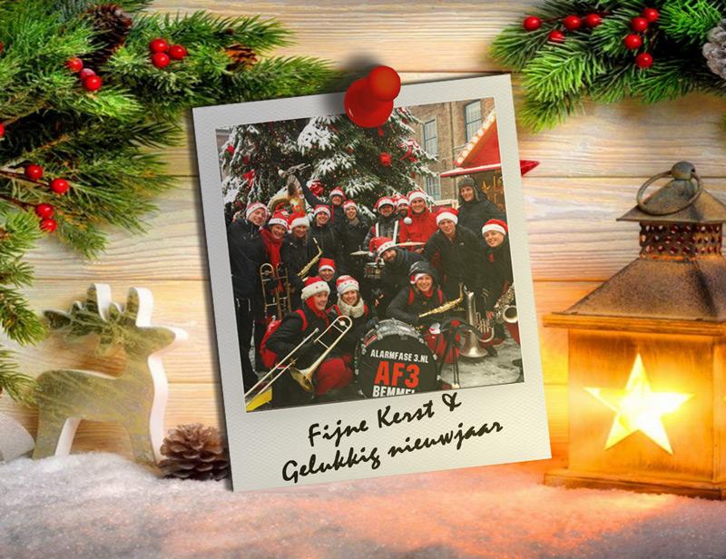 AF3 wenst iedereen fijne feestdagen en een knallend 2018